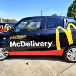 McDelivery Car